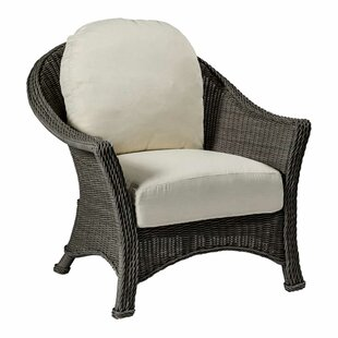 Regent Lounge Patio Chair with Cushions