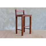 Matagalpa Teak 30 Bar Stool by Masaya & Co