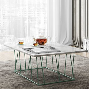 Sligh Coffee Table with Magazine Rack