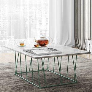 Sligh Coffee Table With Magazine Rack by Brayden Studio #1