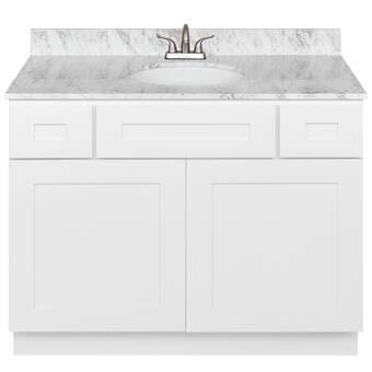 Canora Grey Espalda 48 Single Bathroom Vanity Wayfair
