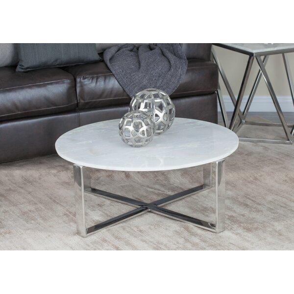 Cole Grey Coffee Table Reviews Wayfair