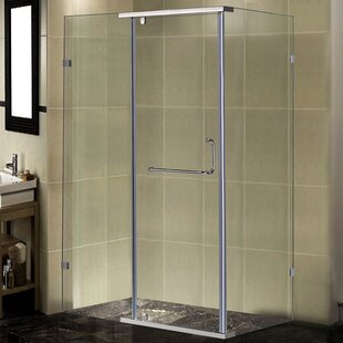 Aston Avalux Gs 37 Quot X 72 Quot Hinged Semi Frameless Shower