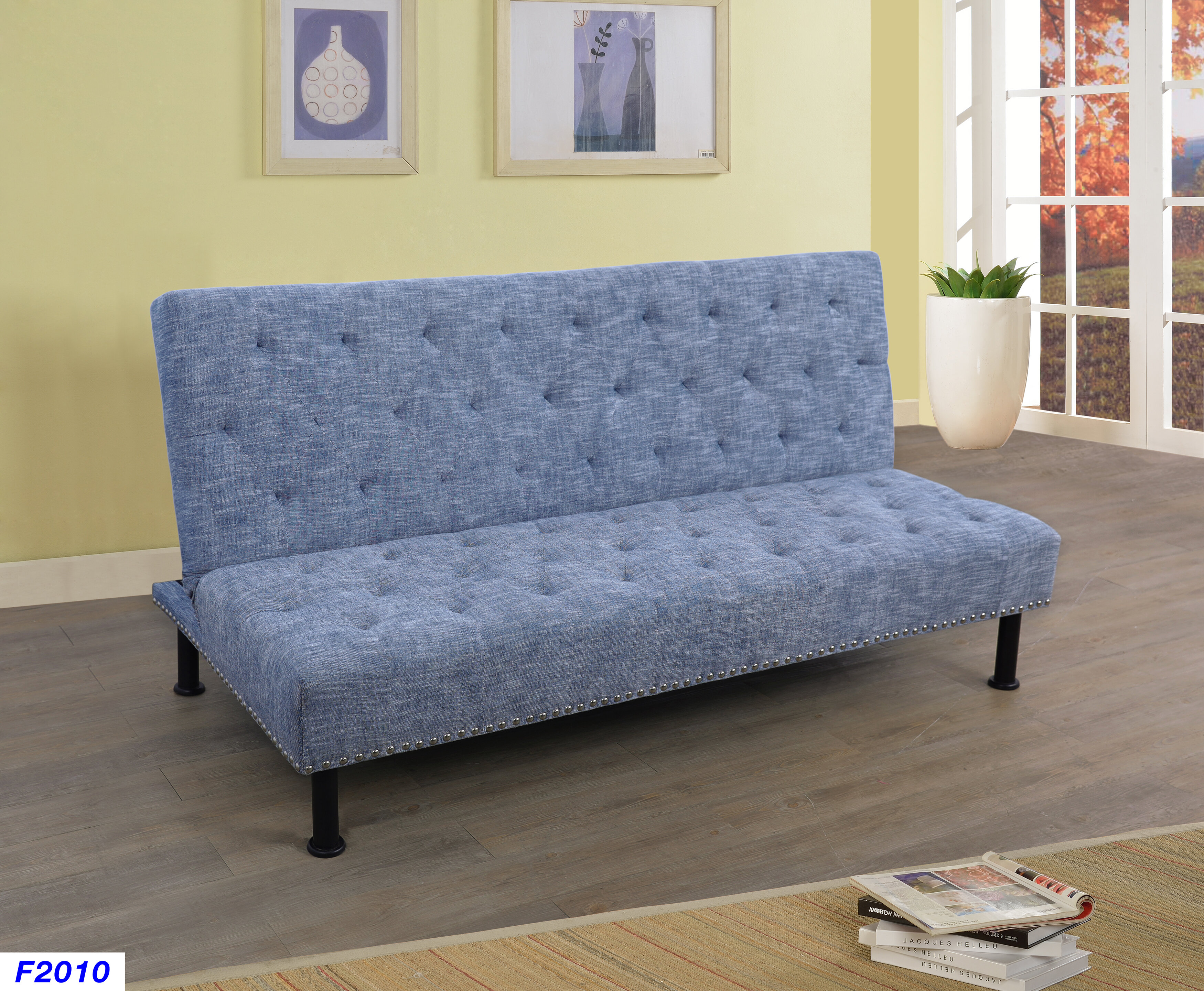 Miraculous Camron Futon Bed Convertible Sofa Gmtry Best Dining Table And Chair Ideas Images Gmtryco