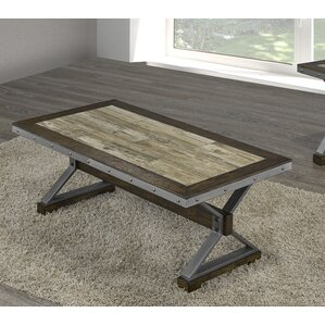 Venetian Coffee Table by Brassex