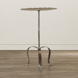 Shaddix End Table by World Menagerie