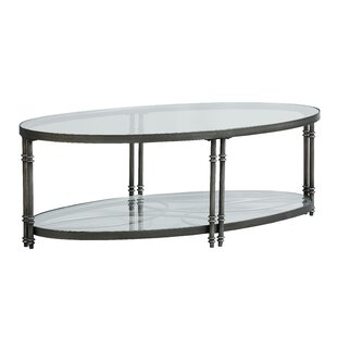 Terrazza Coffee Table with Magazine Rack