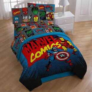 Avengers Superheros Sheet Set