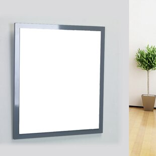Reflection® Framed Bathroom Wall Mirror