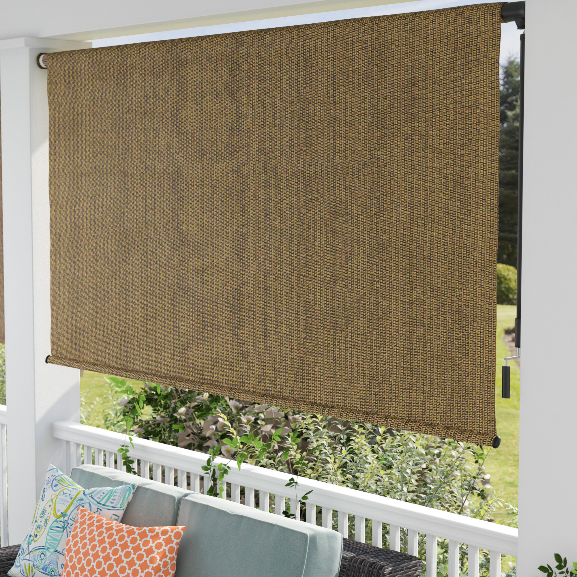 window shades rolling blinds discount sun cheap waterproof outdoor up of motorized screens patio roller shade clear for size outside costco patios full roll