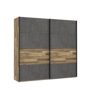 Acequia 2 Door Sliding Wardrobe By Ebern Designs