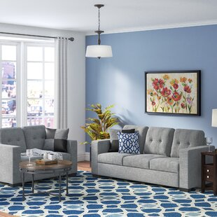 Affordable Richter 2 Piece Living Room Set by Red Barrel Studio Reviews (2019) & Buyer's Guide