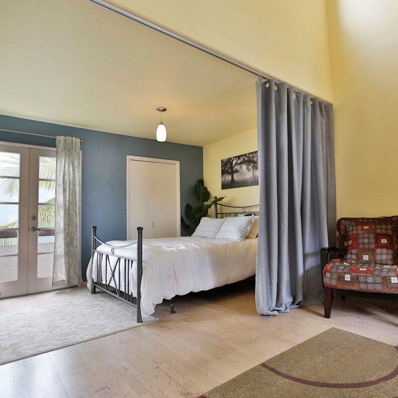 RoomDividersNow Premium Heavyweight Room Divider Curtain Panel