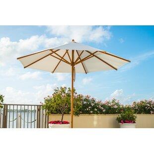 Yadira 3.5m Traditional Parasol By Freeport Park
