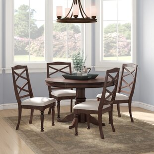 Inessa 5 Piece Dining Set by D..