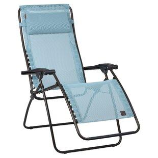 RSX Clip Reclining Zero Gravity Chair by Lafuma