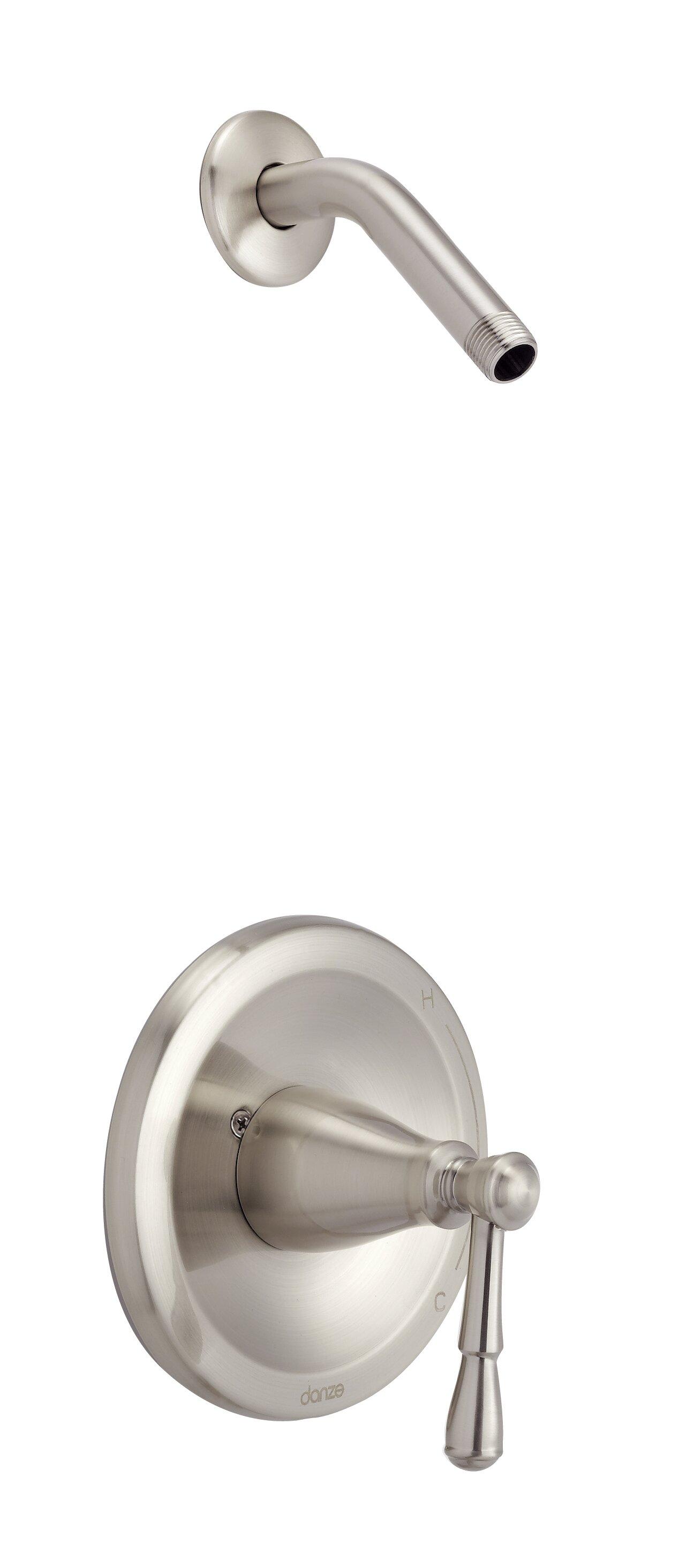 Gerber Eastham Pressure Balanced Tub And Shower Faucet Wayfair
