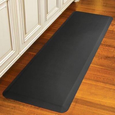 suede kitchen mat