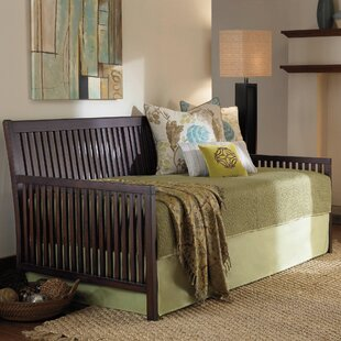 Buy clear Aislinn Twin Daybed by Millwood Pines Reviews (2019) & Buyer's Guide