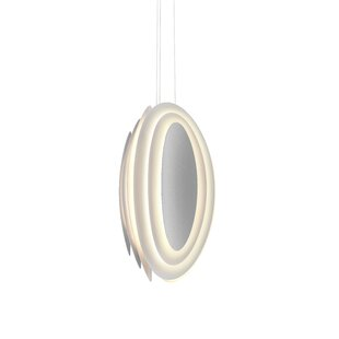 Brayden Studio Cowman 1-Light LED Novelty Pendant