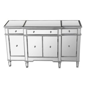 Nicolette Standard China Cabinet by BestMasterFurniture