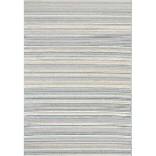 Kopp Blue/Beige/Gray Indoor/Outdoor Area Rug
