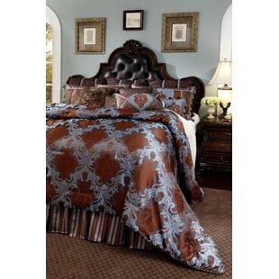 Michael Amini Bellingham Court 12 Piece Queen Comforter Set