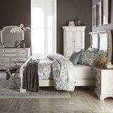 Corona Sleigh Configurable Bedroom Set by One Allium Way