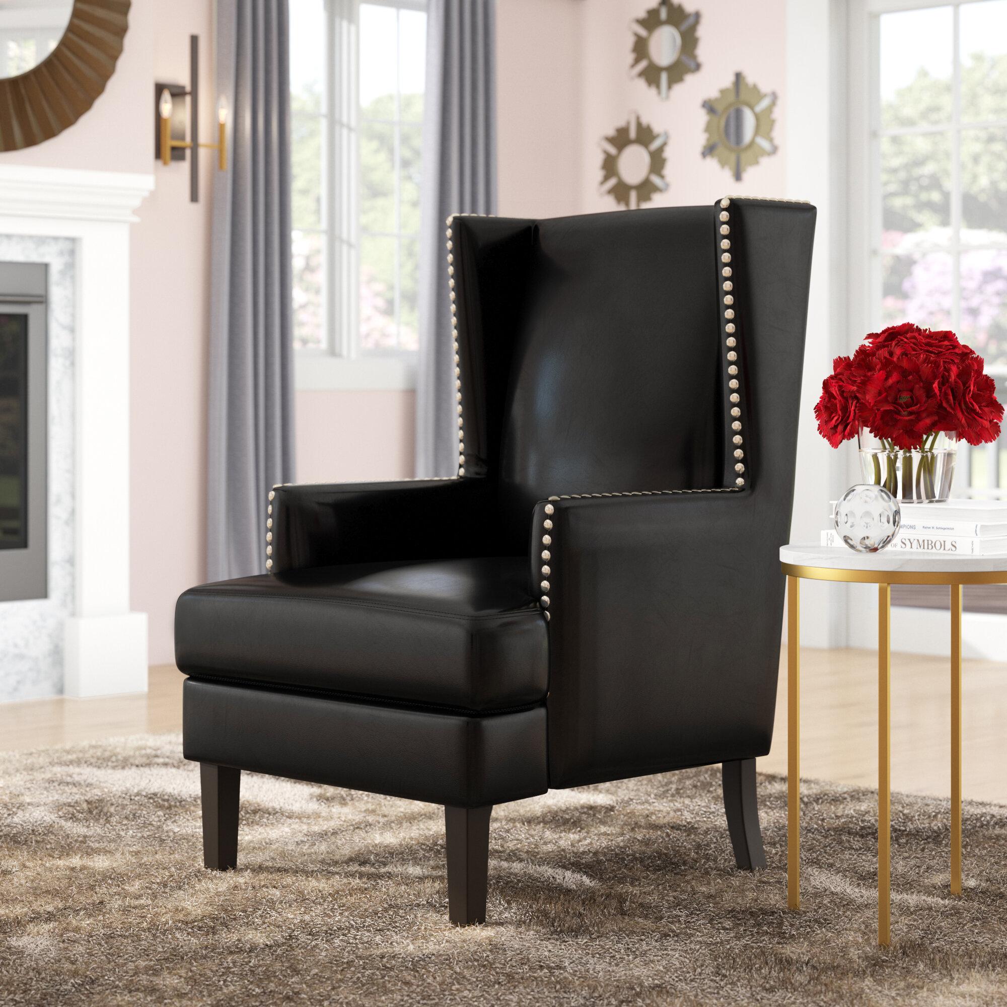 Adamek Wingback Chair