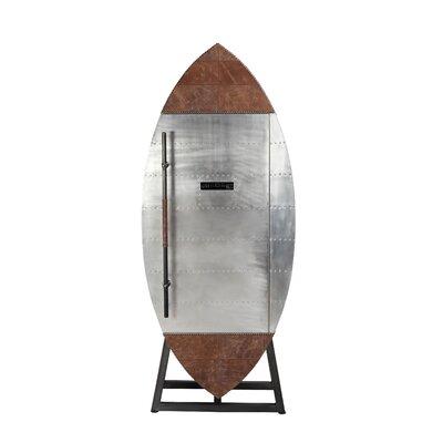 17 Stories 28 Bottle Annessia Single Zone Freestanding Wine Cooler
