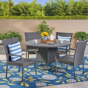 Arend 5 Piece Dining Set