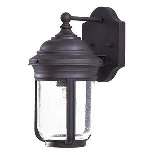 Great Outdoors by Minka Amherst 1-Light Outdoor Wall Lantern