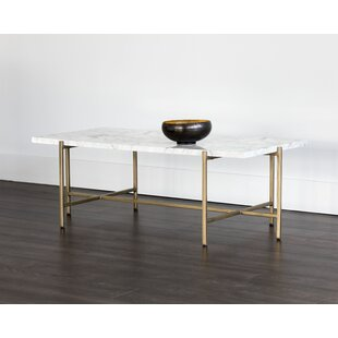 Compare prices Grannis Coffee Table by Everly Quinn