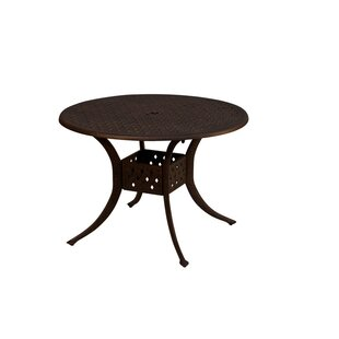 Aldrich Metal Dining Table by California ..