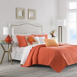 Palm Desert 100% Cotton Reversible Quilt Set