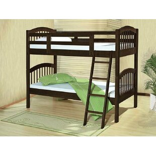 Seibel Wood Twin over Twin Bunk Bed