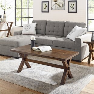 Lathrop Coffee Table by Gracie Oaks