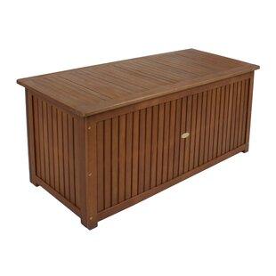 Washington Wooden Outdoor Storage Deck Box