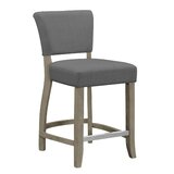 Gaetano 24.75 Bar Stool (Set of 2) by One Allium Way®