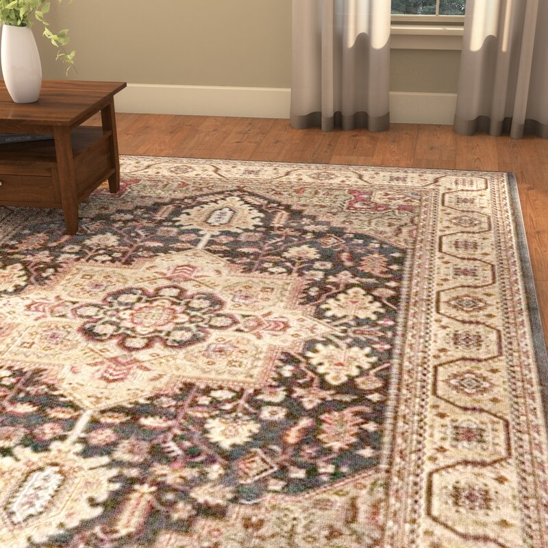 Alto Navy Natural Area Rug