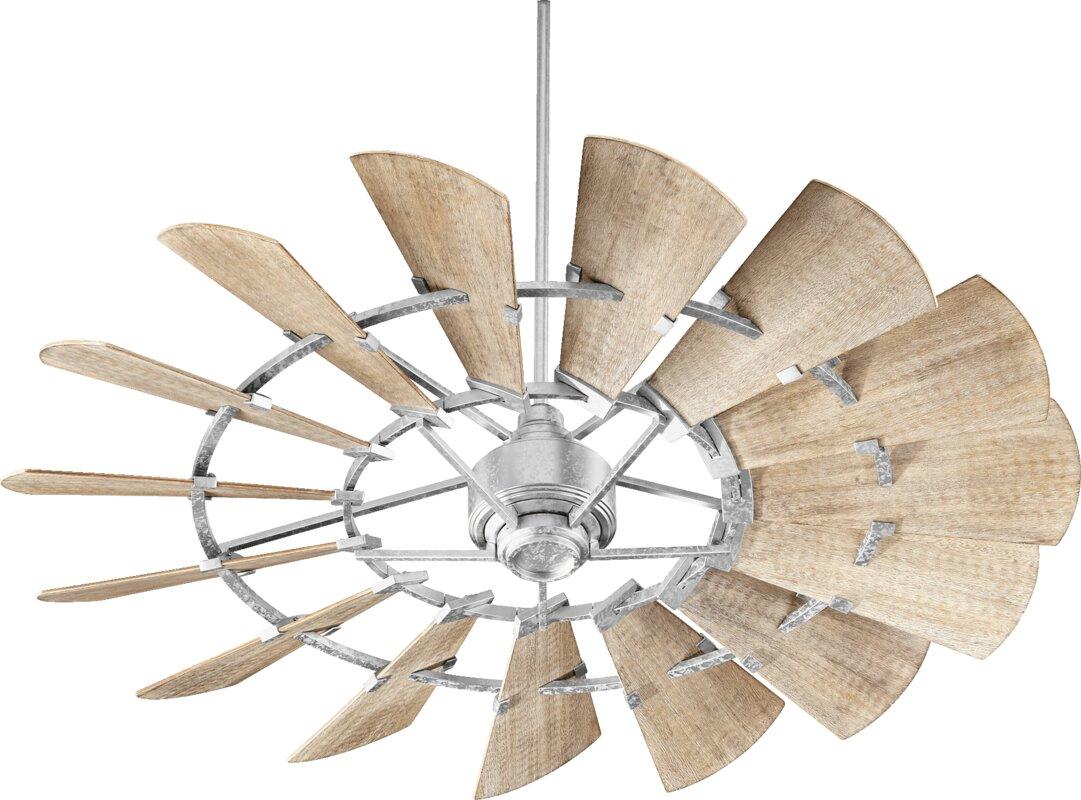 Froid 60 Windmill 15 Blade Ceiling Fan