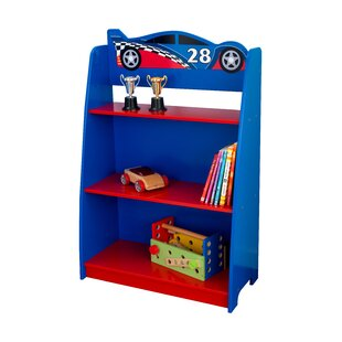 Shop For Racecar 35.75 Bookcase by KidKraft Reviews (2019) & Buyer's Guide