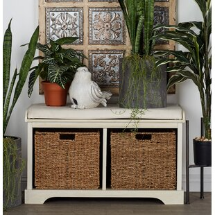Inexpensive Wood Storage Bench ByCole & Grey