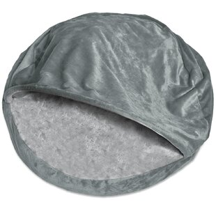 43f505de94f Charlotte Snuggly Cave Hooded Dog Bed