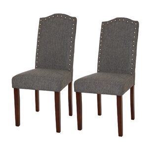 Lepore Upholstered Parsons Chair