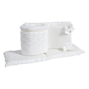 Marshmallow Crib Bumper
