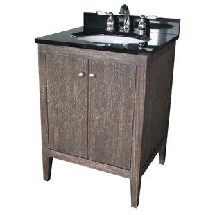 Price Check Sophie 24 Single Bathroom Vanity Base Only ByRonbow