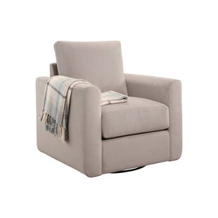 Feng Swivel Armchair