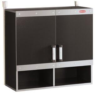 Hanging Wall Liquor Cabinet | Wayfair