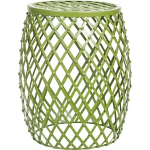 Tatjana Home Garden Accent Wire Round Stool